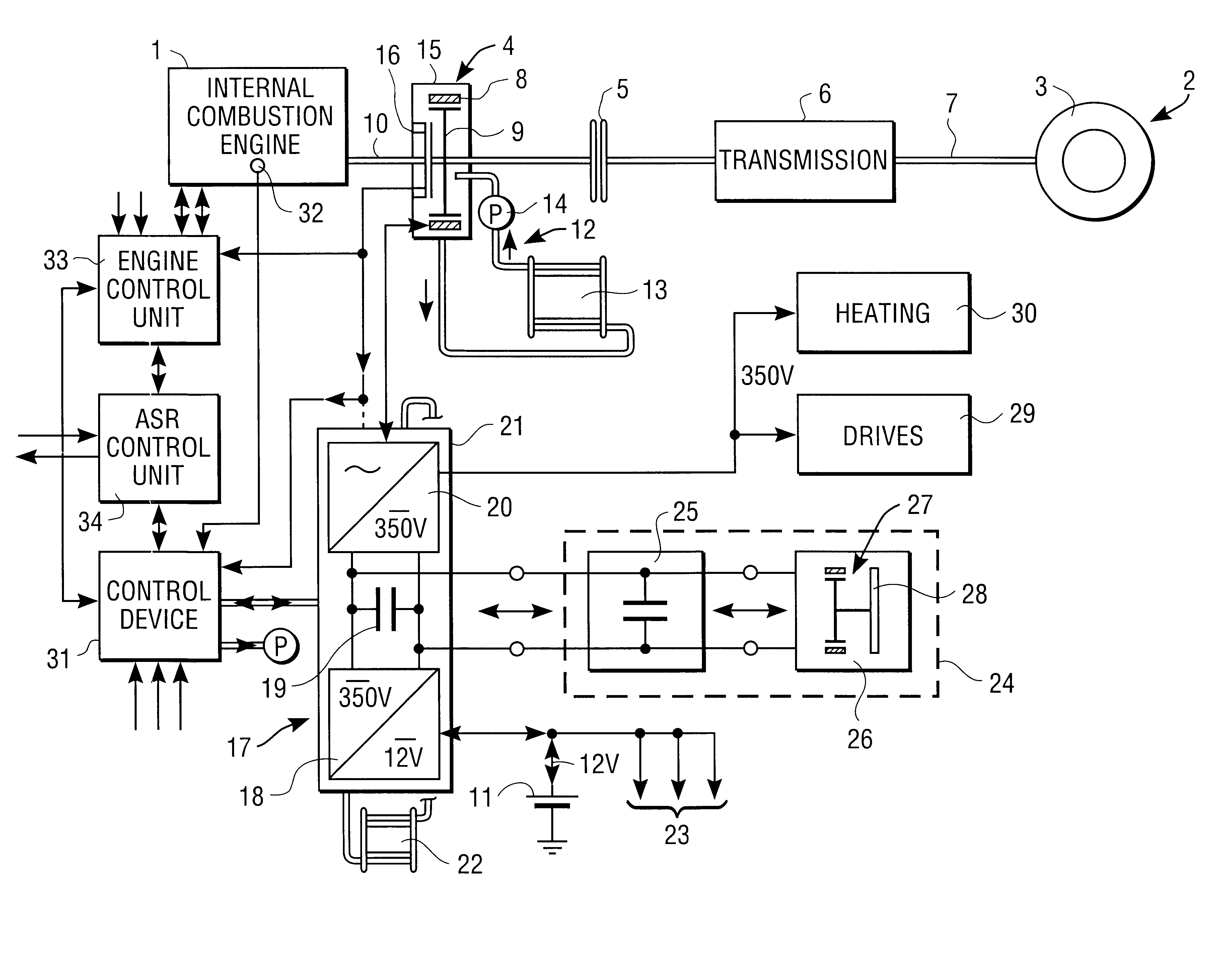 Analytics for US Patent No. 6177734, Starter/generator for an ...