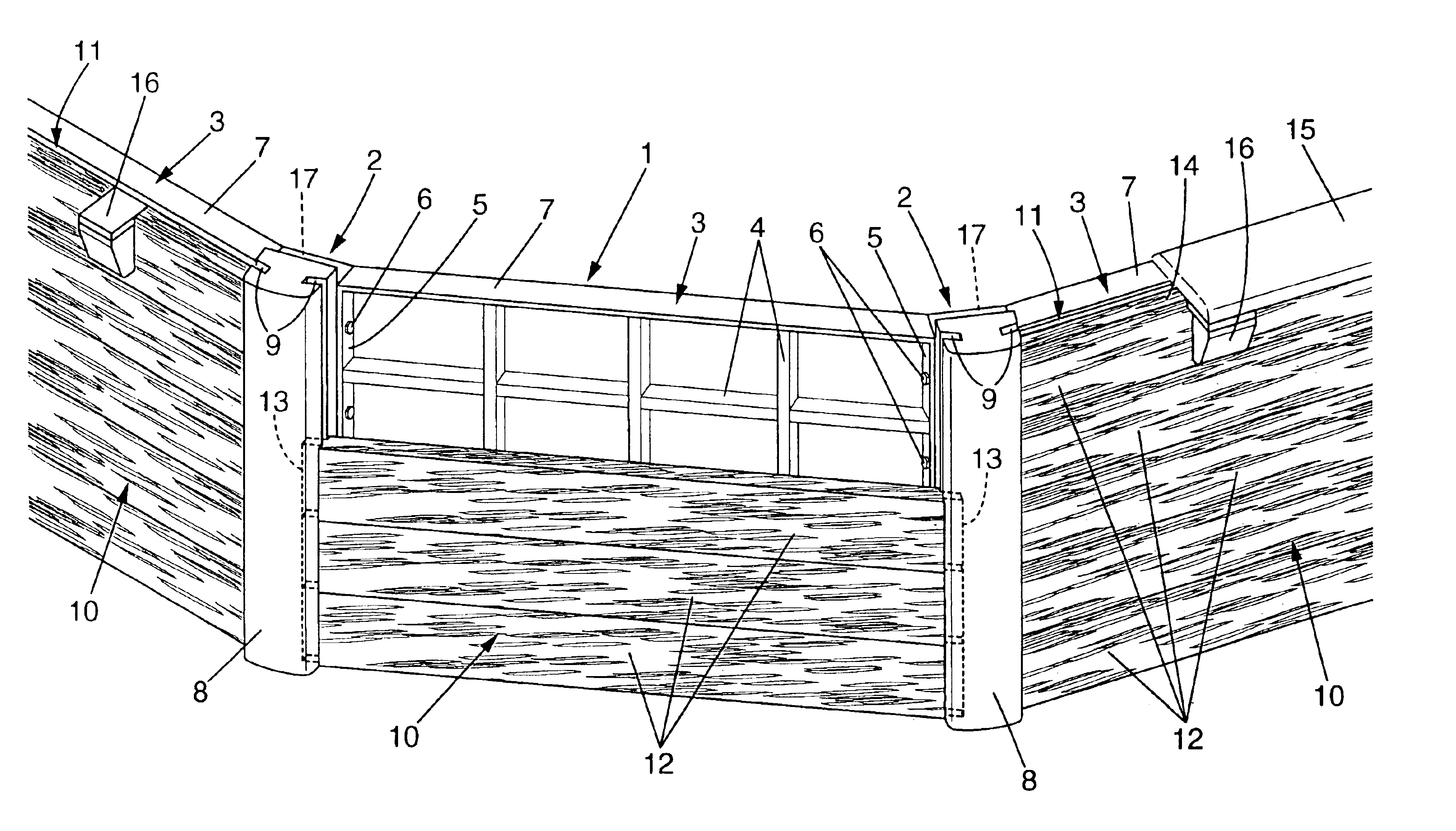 Zodiac Pool Care Europe analytics for us patent no. 6795986, above-ground swimming
