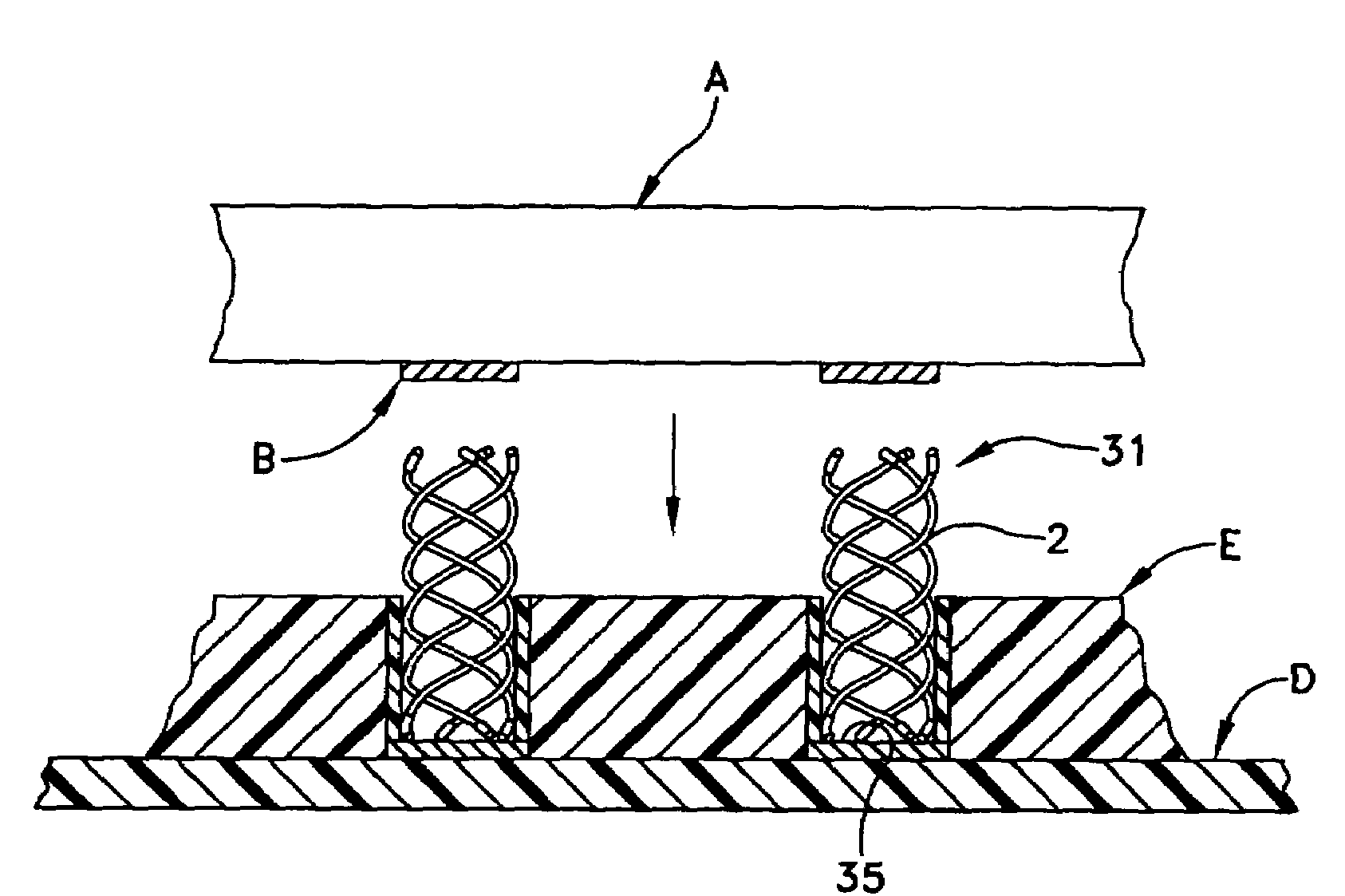 Analytics For Us Patent No 7040902 Electrical Contact Wiring Trough Definition Including A Housing Defining Plurality Of Openings That Are Each Filled With An Comprising Interlaced And Annealed