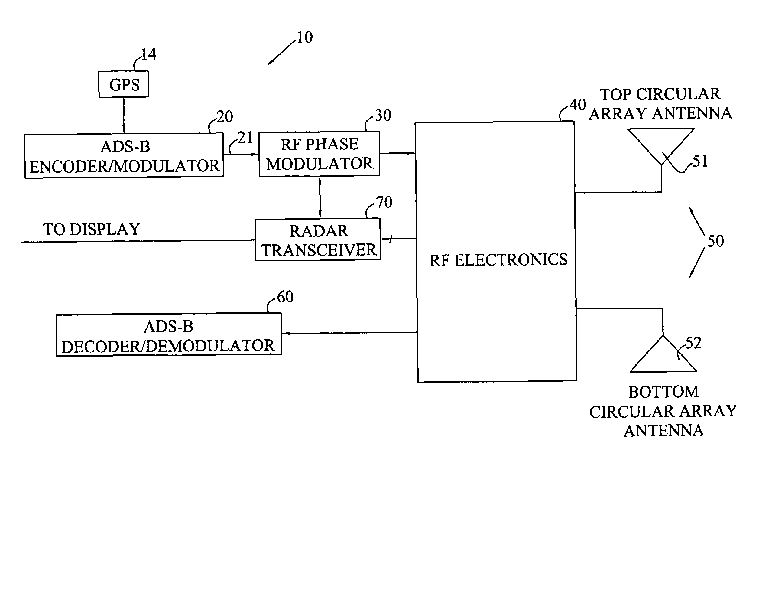 Analytics For Us Patent No 7414567 Ads B Radar System Mode S Transponder Block Diagram Number Of Patents In Portfolio Can Not Be More Than 2000
