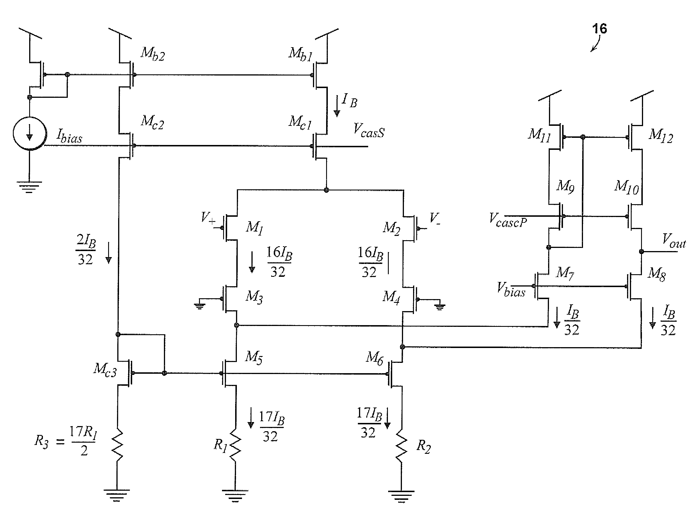 Analytics For Us Patent No 8200325 Micropower Neural Amplifier Below Is A Transistor Circuit Which We Will Find The Midband Gain Includes Low Noise Stage Implemented Using An And Pseudoresistor Elements