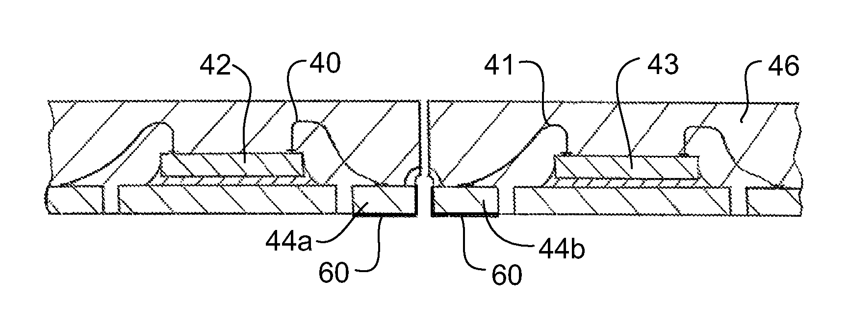 Analytics for US Patent No. 8685795, Flank wettable semiconductor device