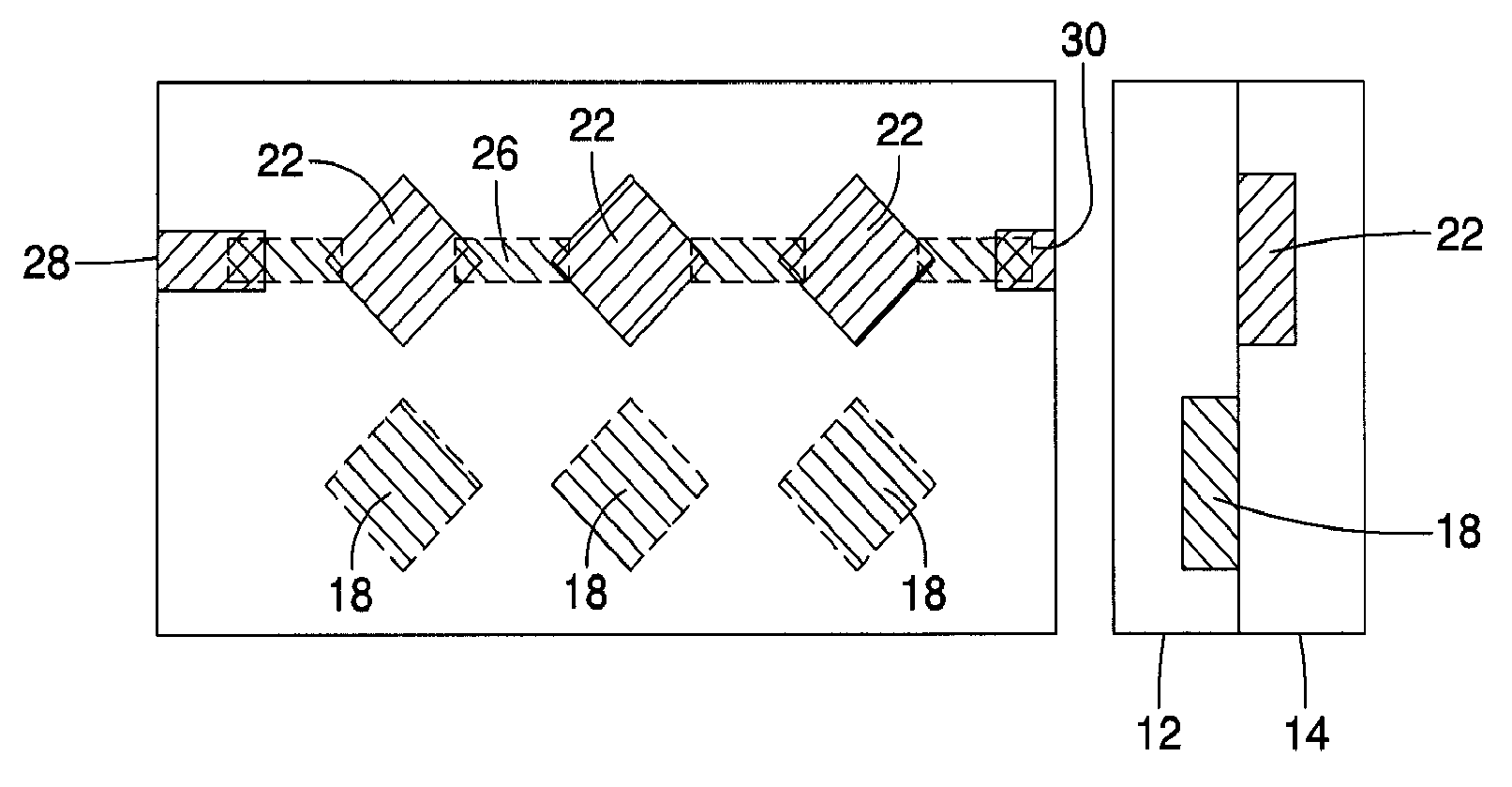 Analytics for US Patent No  9415392, Slip chip device and